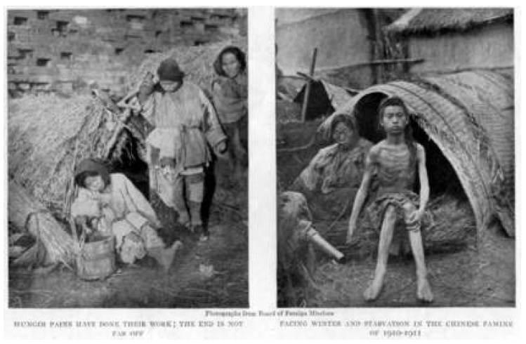 Hambruna en China, 1960